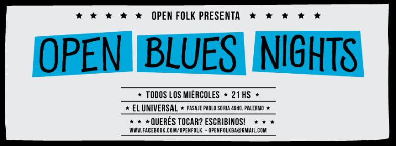 Open Blues Nights